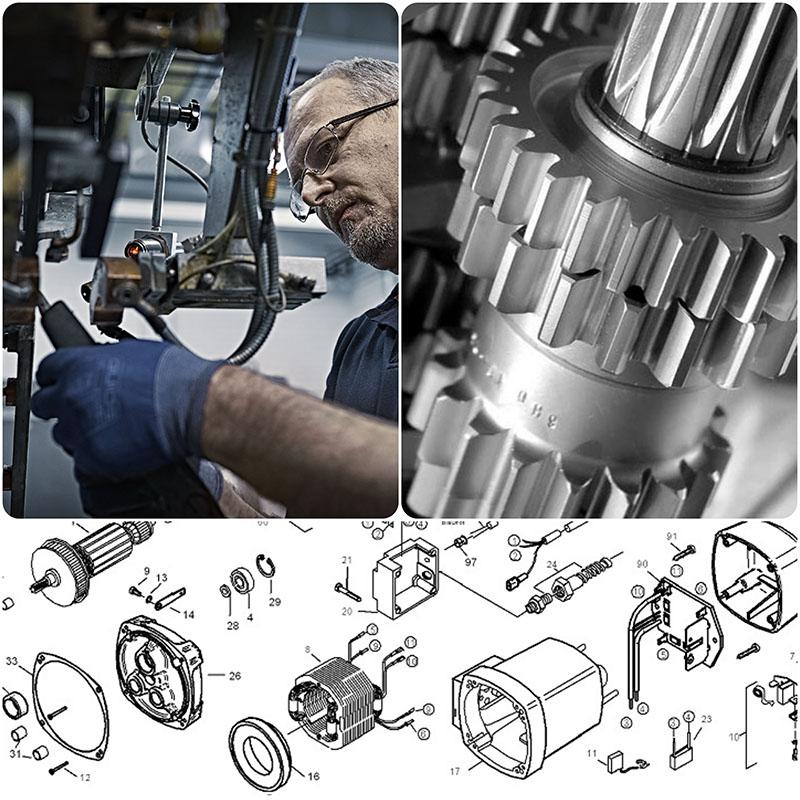 Serwisant – mechanik